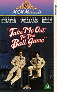 Take Me Out to Ball Game [VHS]