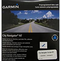 Garmin 010-11037-00 City Navigator NT Northwest Eastern Europe Maps