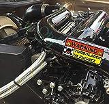 1A Style Sticker TURBOLADER im Einsatz Aufkleber - passend für alle Turbo Fahrer TFSI, Diesel Power Update Software