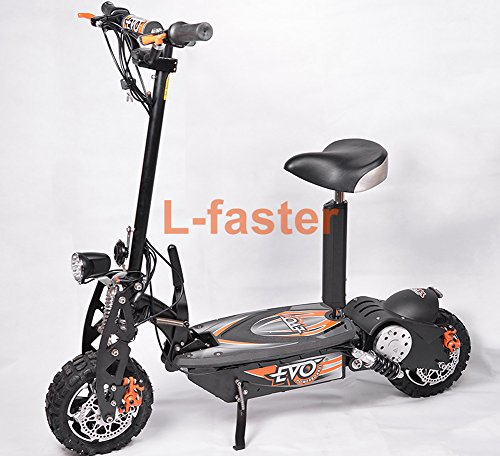 L-faster 36V48V 800W Electric Brush DC Motor Kit Electric Scooter E300 Conversion Kit Electric Motorcycle MX650 Replacement Engine Update