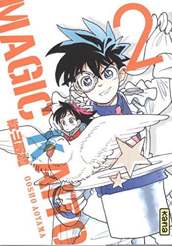 Magic Kaitô Vol.2 par AOYAMA Goshô / AOYAMA Gosho