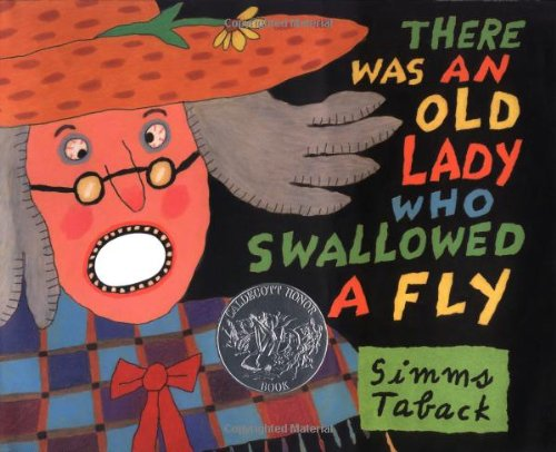 There Was an Old Lady Who Swallowed a Fly (Viking Kestrel picture books)