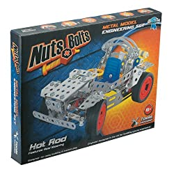 Nuts & Bolts Hot Rod Building Set