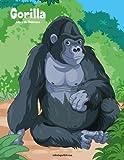 Gorilla Libro da Colorare 1: Volume 1