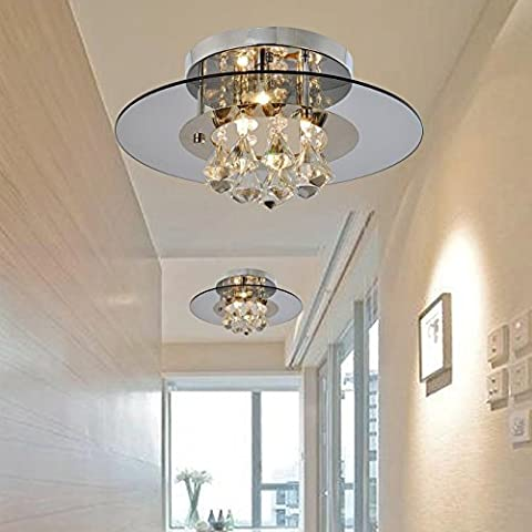 Lustre ,Create For Life® 3 lumières Lustre en forme ronde
