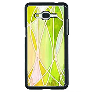 Jugaaduu Designer Geometry Pattern Back Cover Case For Samsung Galaxy Grand Prime G530H