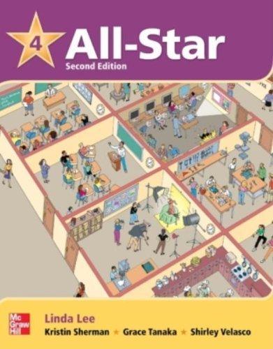 All Star Level 4 Student Book 2nd by Lee, Linda, Sherman, Kristin D., Tanaka, Grace, Velasco, Shi (2010) Paperback