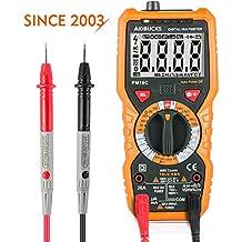 Multimetro Digitale Janisa PM18C Tester DC AC Voltaggio Corrente Resistenza