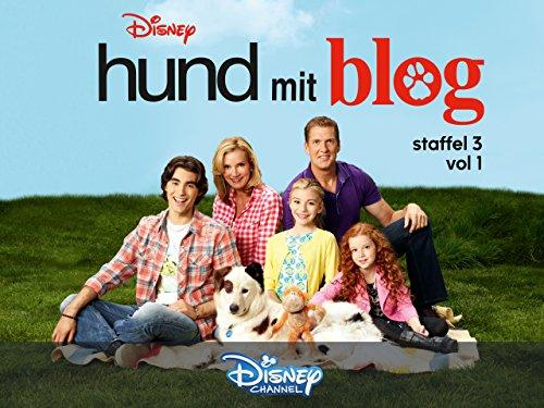 Disney hund mit blog