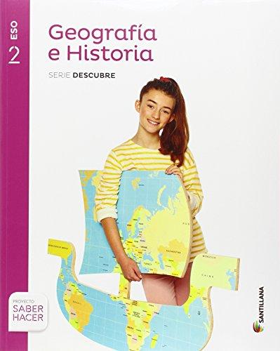 geografia e historia santillana 2 eso - Tu Quieres