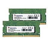 ADATA AD4S213338G15-2 16 GB DDR4 2133MHz Speichermodul – Module (16 GB, 2 x 8 GB, DDR4, 2133 MHz, 260 pin SO-DIMM)