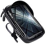 TURATA TURATA Fahrrad Lenkertasche Wasserdicht Rahmentaschen Multifunktional Motorrad Handyhalterung für 6