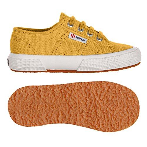 2750 Gold Bambini Yellow Cotj Chaussures Le cloud Superga xXSEg0