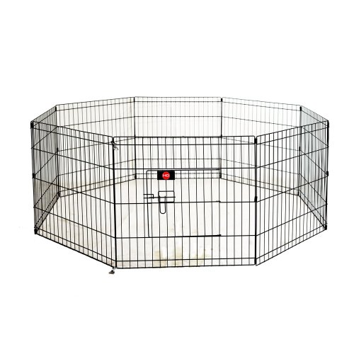 HQ Pet Metal Dog Playpen Small