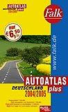Falk Autoatlas Plus Deutschland 2004/2005