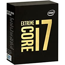 Intel Pentium Core i7-6950X - Microprocesador de 3 GHz, color plata