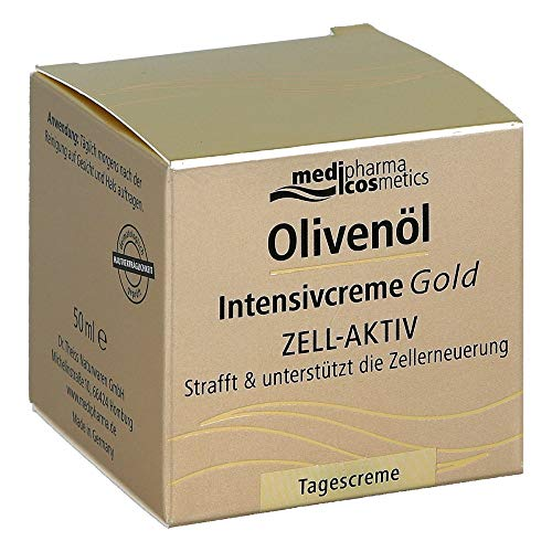 Olivenöl Intensivcreme Go 50 ml