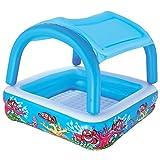 Bestway Canopy Kinder Pool Schwimmbecken Planschbecken Swimmingpool 265 L 52192