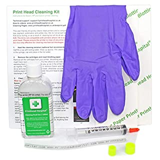 Print Head Cleaning Kit for HP Printers - 150ml