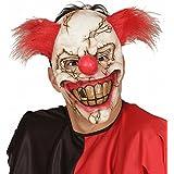 Widmann - Máscara para disfraz de adulto Halloween (840)