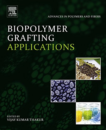 Biopolymer Grafting: Applications (Advances in Polymers and Fibers)