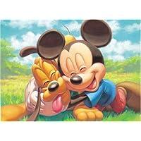 Comparador de precios 500 piece Mickey Mouse & Pluto D-500-301 (japan import) - precios baratos