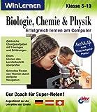 WinLernen  Biologie, Chemie & Physik. CD-ROM für Windows ab 95/98/ME/XP. Klasse 5-10.  (Lernmaterialien)