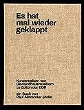 Es hat mal wieder geklappt: Konzertreisen von Gewandhausmusikern zu Zeiten der DDR