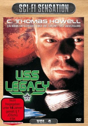 USS Legacy - SciFi Sensation Vol. 4