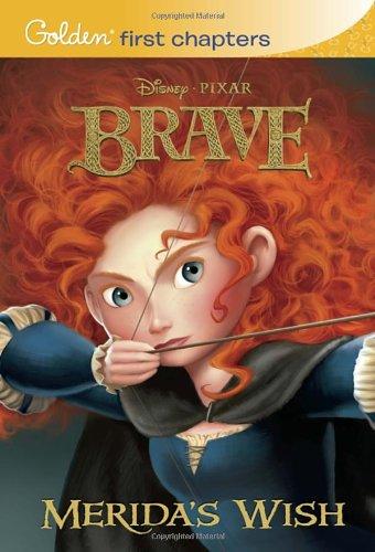 meridas-wish-disney-pixar-brave-golden-first-chapters