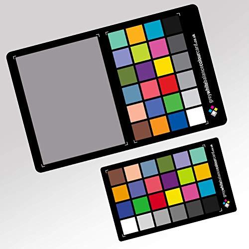 2019. Die 3-in-1-Karte für Grauweißabgleich-Farbkarten