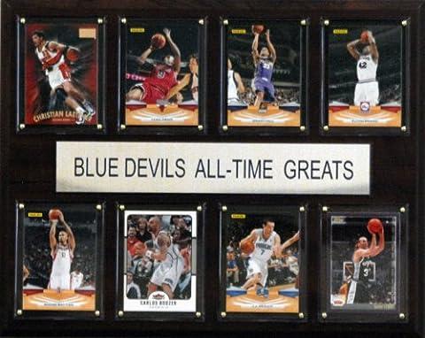 NCAA Basketball Duke Blue Devils All-Time Greats Plaque