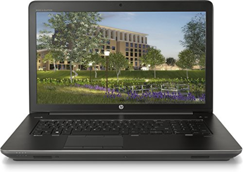 HP Zbook 17 G4 1RQ80EA Notebook