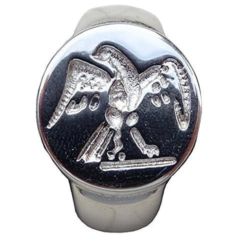 La Neuvieme Legion - Belle Bague Sceau Aigle Légion Romaine Taille