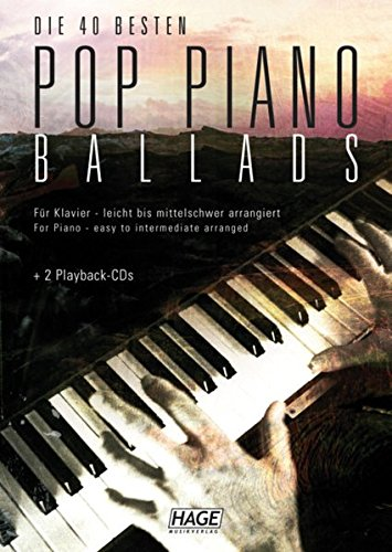 Vanessa Carlton Noten (Pop Piano Ballads mit 2 Playback CDs + Midifiles)