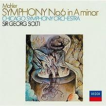 Mahler:Symphony No.6'tragisc [Import allemand]