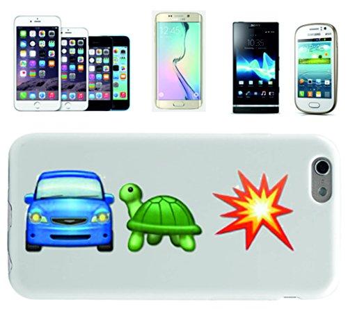"""Preisvergleich Produktbild Smartphone Case LG G5 """"Auto und Schildkröte ist gleich Boom"""", der wohl schönste Smartphone Schutz aller Zeiten."""