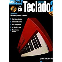 FAST TRACK - Metodo para Teclado 2º (Inc.CD)