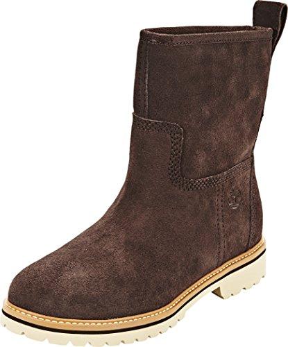 Timberland Chamonix Valle Winter Boots Women Dark Brown Suede Schuhgröße US 8,5 | EU 39,5 2017 Stiefel