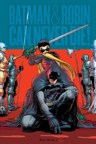 Absolute Batman and Robin: Reborn HC (Absolute Batman & Robin) by Various (Artist), Grant Morrison (24-Jan-2013) Hardcover