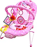 Best Baby Swing And Bouncers - Just4baby Musical Melodies Soothing Vibration Baby Bouncer/Rocker Recling Review