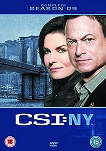 CSI: NY - Complete Season 9: The Final Season [DVD]