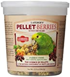 Lafeber Pellet-Berries Sunny Orchard for Parrots - 354g