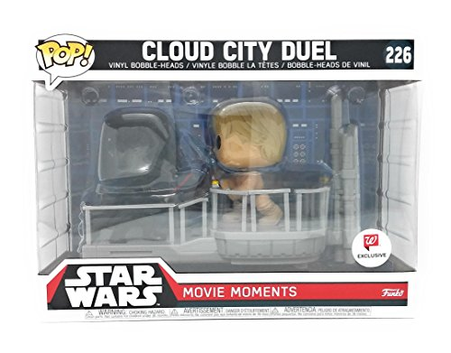 Figura Pop! Star Wars Cloud City Duel Darth Vader & Luke Exclusive