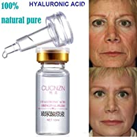 IGEMY 100% Natural PureFirming Collagen Strong Anti Wrinkle Hyaluronic Acid Serum New (White)