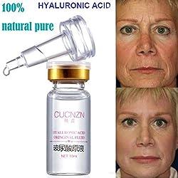 """Hyaluronsäure-Serum """"PureFirming"""" von Igemy, 100% natürliches Kollagen gegen Falten"""
