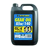 Best Gear Oils - Silverhook SHGG5 85w/140 Gear Oil GL4 - 4.54 Review