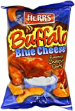 Herr's Buffalo Blue Cheese Curls 28 g (Pack of 6)