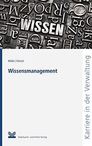 Wissensmanagement (Karriere in der Verwaltung)