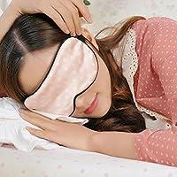 Veewon 100% reine Seide Augenmaske Nette Tupfen Breathschlafmasken komfortablem Schlafmaske preisvergleich bei billige-tabletten.eu
